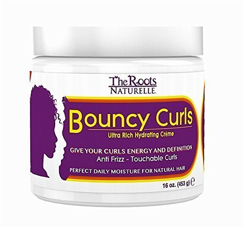 Roots Naturelle Products Bouncy Anti Frizz