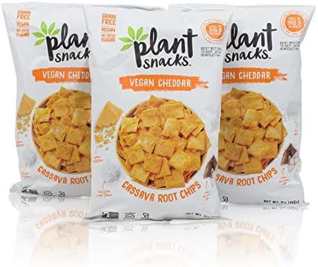 Veggie & Grain Chips: Plant Snacks