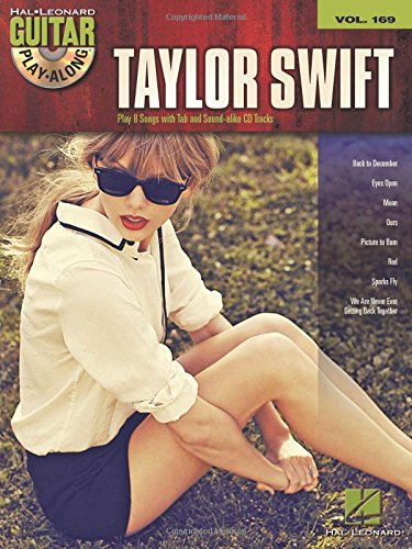 Taylor Swift: Guitar Play-Along Volume 169 - Taylor Swift Sheet Music Guitar