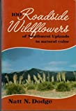 img - for 100 roadside wildflowers of Southwest Uplands in natural color (Popular series / Southwest Parks and Monuments Association) by Natt Noyes Dodge (1980-01-01) book / textbook / text book