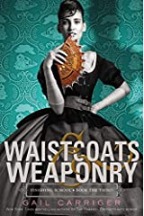Waistcoats & Weaponry (Finishing School) Paperback