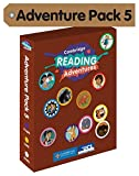 img - for Cambridge Reading Adventures Purple, Gold and White Bands Adventure Pack 5 with Parents Guide by Jon Hughes (2016-01-21) book / textbook / text book