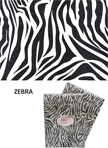 Animal Print Tissue Paper - for Gift Bags
