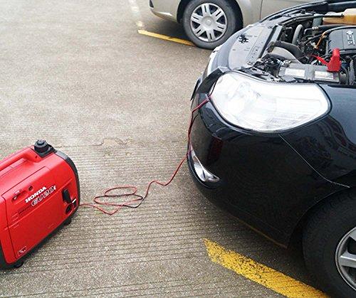 Atima DC Charging Cable (T Shape) Fits Honda Generators Eu1000i Eu2000i  Relace Honda 32660-894-BCX12H