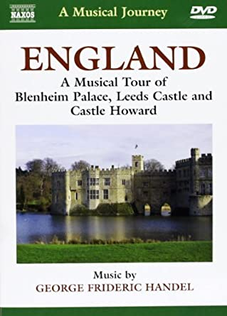 Amazon com: Naxos Scenic Musical Journeys England Blenheim