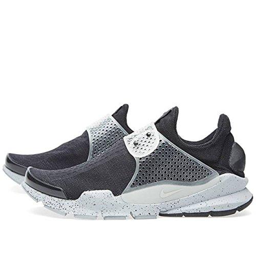 Nike Sock Dart Black Grey Cement Oreo Fragment Trainer
