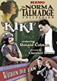 The Norma Talmadge Double Feature (Kiki  / Within the Law)