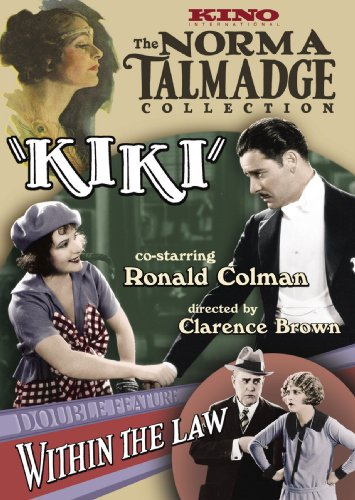 The Norma Talmadge Double Feature (Kiki  / Within the Law) by Kino International