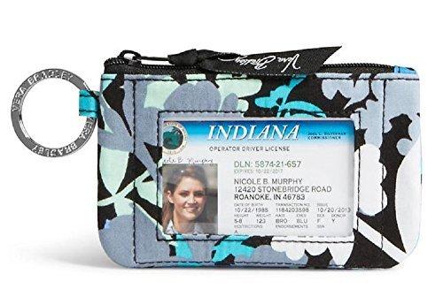 Vera Bradley Zip ID Case in Camofloral