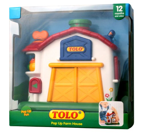Farmhouse Toy Box (Tolo Pop Up Farm House)