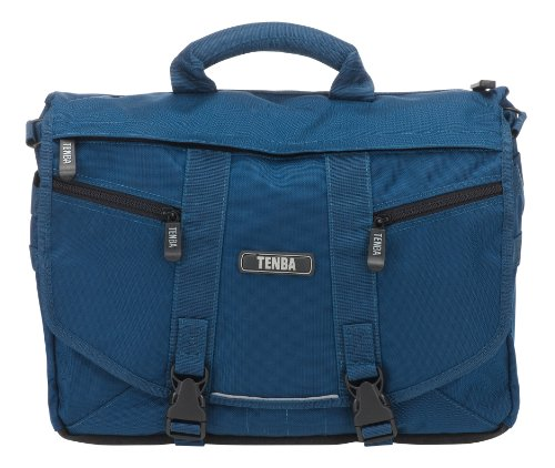 Tenba Mini Messenger Bag - Blue