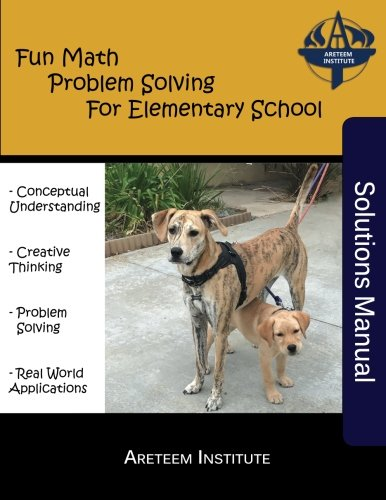(Fun Math Problem Solving For Elementary School Solutions)
