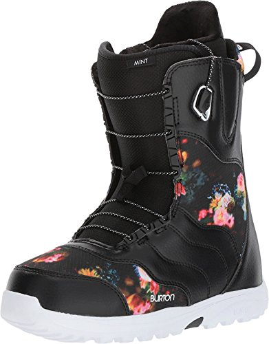 Burton Women's Mint '18 Black/Multi Boot