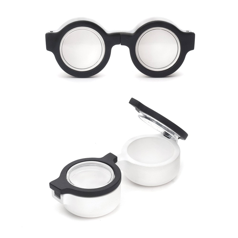 Spectacles Contact Lens Case - Eye Care Accessories SmileMakers Inc 4332495910