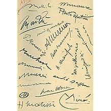 180 opere grafiche di 70 artisti moderni italiani e stranieri. Da Maccari a Music e da Maillol a Munch.
