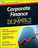img - for Corporate Finance for Dummies by Steven Collings (4-Oct-2013) Paperback book / textbook / text book