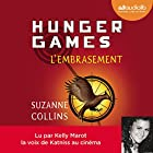 L'Embrasement (Hunger Games 2) Audiobook by Suzanne Collins Narrated by Kelly Marot