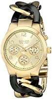 SO&CO New York Women's 5013.1 SoHo Analog Display Quartz Two Tone Watch by SO&CO MFG