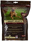 Omega Fields Balanced Omega-3-6-9 Soft Baked Flax Treats In Prime Rib Flavor For Dogs, 1.25 Lb