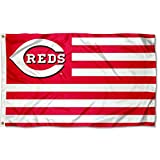 Cincinnati Reds Nation Flag 3x5 Banner
