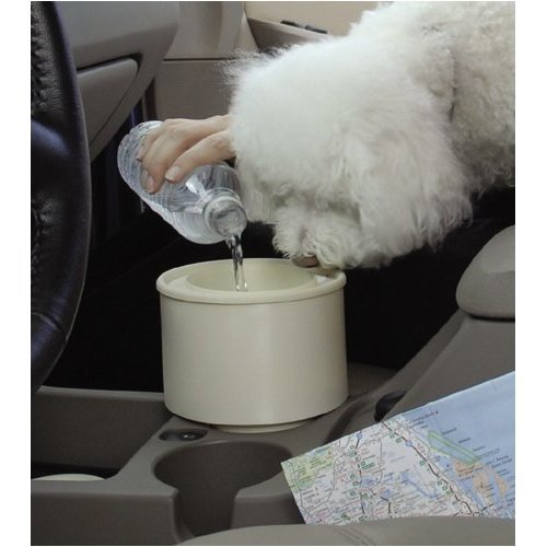 Furry Travelers To Go Pet Bowl, Blue by Furry Travelers, Inc.