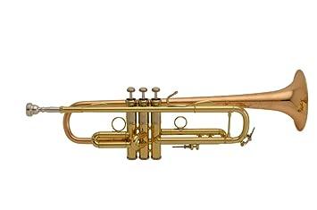 Vincent Bach Stradivarius Professional Trumpet Model LR19-43B - Lacquer Finish