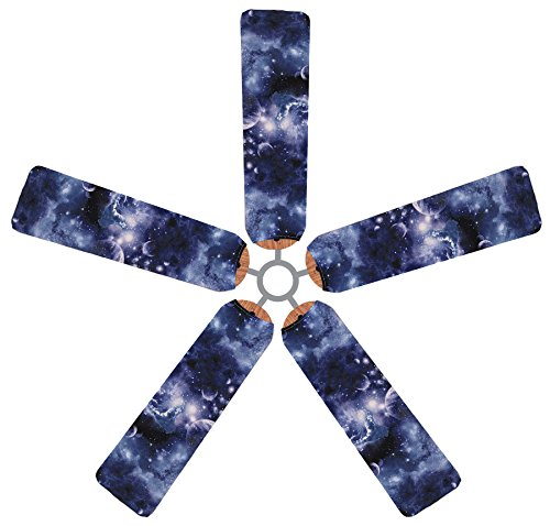 Fan Blade Designs Outer Space Ceiling Fan Blade Covers