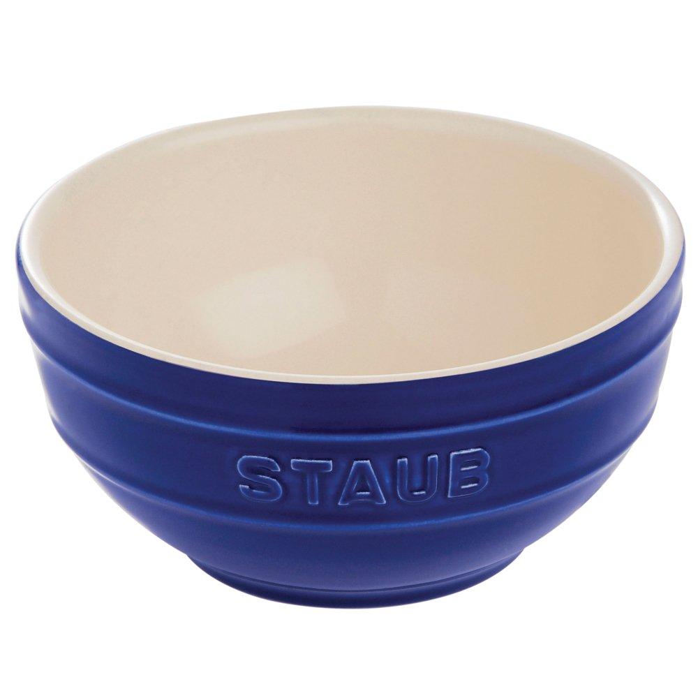 Staub Ceramic 4.75'' Small Universal Bowl - Dark Blue