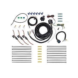 amazon com  universal wiring harness w   modulite and brake