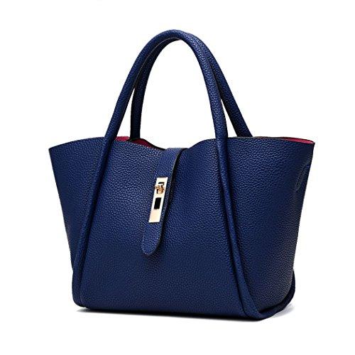 vinicio-womens-simple-fashionable-pure-color-lady-handbagsnavy