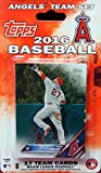 Anaheim Angels 2016 Topps Factory Sealed Special Edition 17 Card Team Set with Mike Trout and Albert Pujols Plus