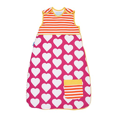 Amazon.com : Grobag Baby Sleeping Bag - Pocketful of Love ...