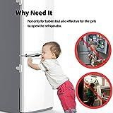 EUDEMON Home Refrigerator Fridge Freezer Door