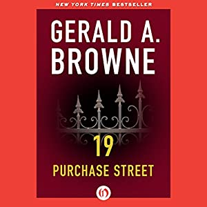 19 Purchase Street Audiobook