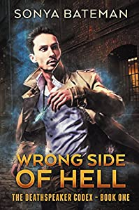 Wrong Side Of Hell by Sonya Bateman ebook deal