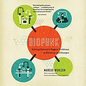 Biopunk Audiobook