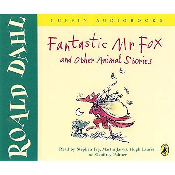 Fantastic Mr Fox And Other Animal Storie Dahl Roald 9780141805641 Amazon Com Books