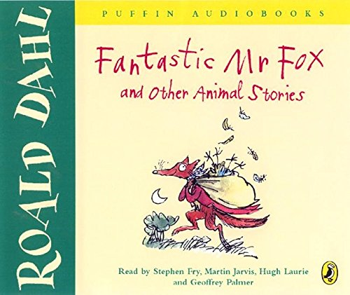 Fantastic Mr Fox And Other Animal Storie Dahl Roald 9780141805641 Amazon Com Books
