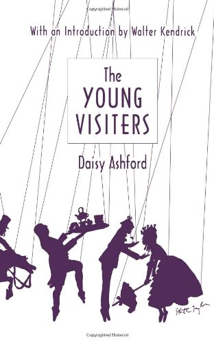 book cover of The Young Visiters