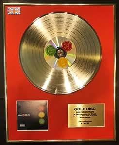 Blink 182 Cd Disco de Oro Disco Edicion Limitada/Blink 182