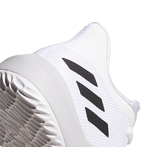 Unisex K Rise adidas Shoes 2 000 Grpulg White Basketball up Negbas Adults' Ftwbla dqwRXE