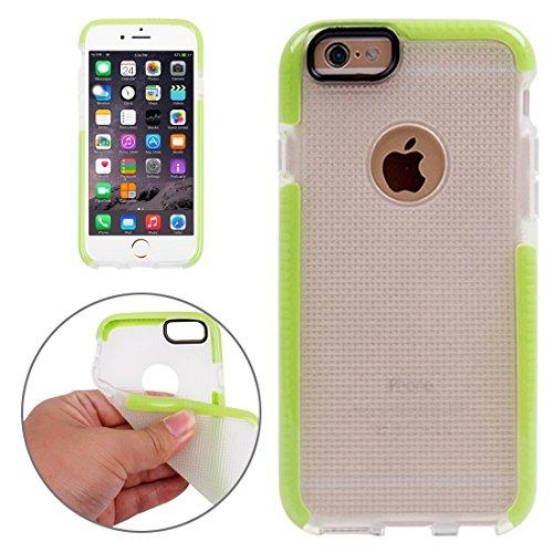 Phone Taschen & Schalen Für iPhone 6 Plus & 6s Plus Knit Texture TPU Schutzhülle ( Color : Green )