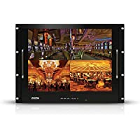 Orion Images Corp 15RCR 15-Inch Rack Mount Ready LCD Monitor (Black)