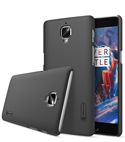 Nillkin Super Frosted Shield Hard Phone Protection Back Case Cover for Oneplus 3/3T