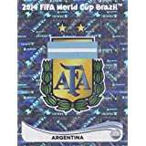 FIFA World Cup 2014 Argentina Logo Sticker No.412