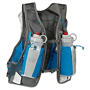 Ultimate Direction SJ 2.0 Ultra Vest, Gunmetal, Small