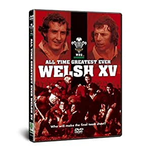 All Time Greatest Ever Welsh XV
