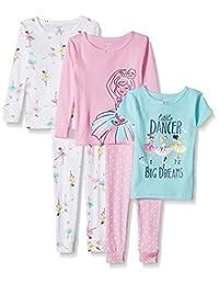 Carter's - Pijama de algodón para niña (5 Piezas)