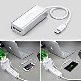 BUTEFO Magbox Macbook Magsafe 2 Charger to Micro USB and Lightning Converter and Adapter Set - Charges iPhones and Android Phones - Revolutionary Macbook Accessory (Magsafe 2 to Micro USB/Lightning)