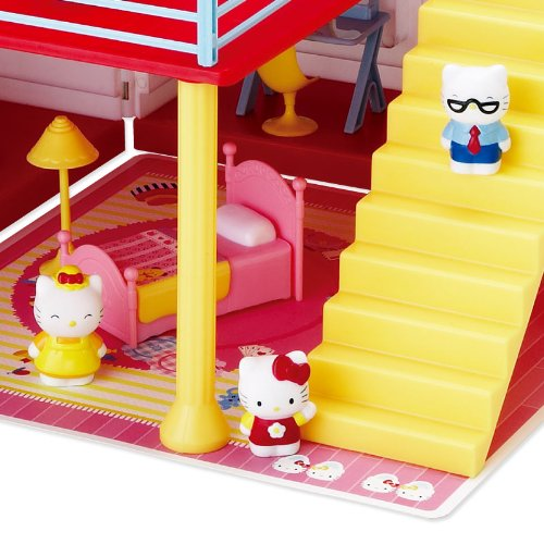 Hello Kitty Toy House : Hello kitty doll house buy online in uae toys and